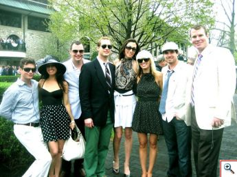 Keeneland 2011, Photo courtesy of Shadia Haddad