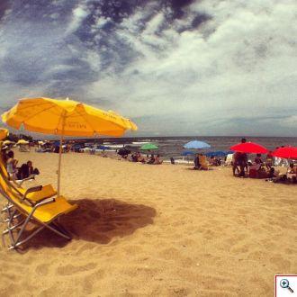 Beachside in Uruguay