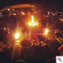 Fireside at Marismo Restaurant