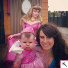 Elinor & Jill at Downtown Disney in Orlando