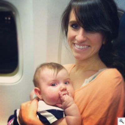 Elinor & Jill flying to Orlando
