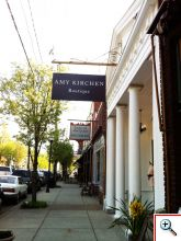 Amy Kirchen Boutique on Main Street in Milford, OH