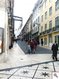 Bridge for Elevator to Bairro Alto