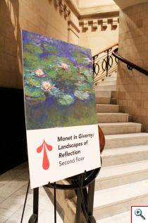 Monet sign