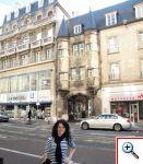 Jill in Reims