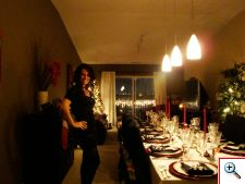 Jill's Dinner in 2008