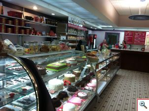 Candies and Treats at Graeter's