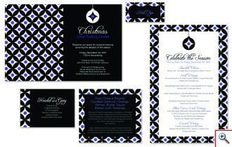 Jill's Wine Menu Designs for 2013